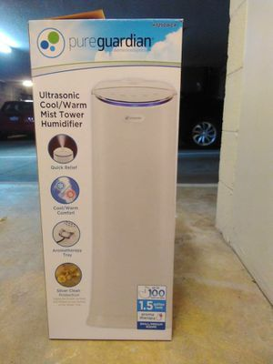 Humidifier by PureGuardian for Sale in Mayfield Heights, OH