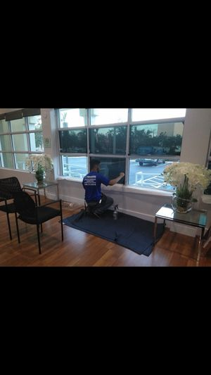 Window tinting window tints commercial tints business tints offices tints for Sale in Miami, FL