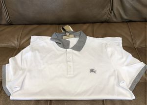 Men's Burberry Polo size M for Sale in Tuckahoe, NY