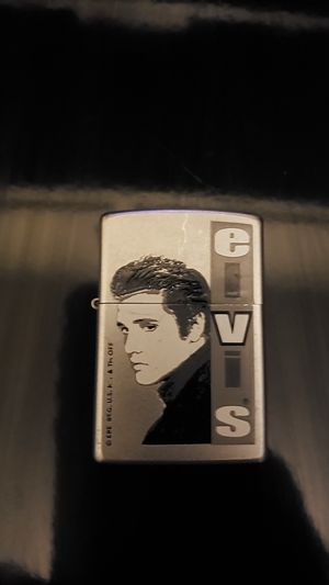 Elvis Presley Zippo for Sale in Frostproof, FL