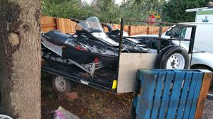 2007 Polaris RMK 6500 snowmobile for Sale in Camas, WA