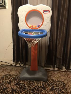 little Tikes - EasyStore basketball game, kids 1 to 3 years has sound for Sale in Fort Worth, TX