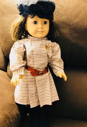 American Girl Gorgeous Samantha Doll In Meet Dress GREAT CONDITION for Sale in Providence, RI