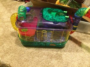 Hamster cage for Sale in Germantown, MD