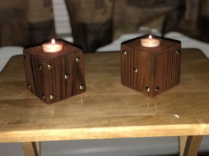 Dice Candle Set for Sale in Chesapeake, VA