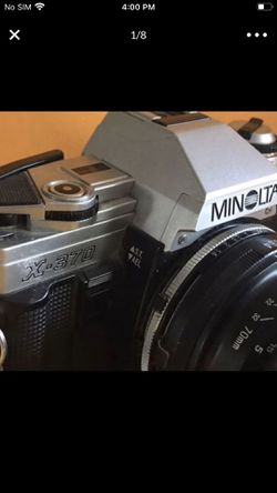 Minolta X-370 for Sale in Beaverton,  OR