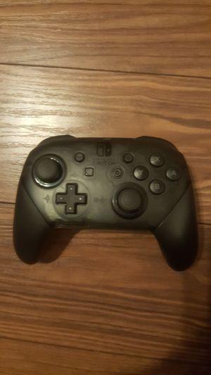 Nintendo Switch OEM Black Pro Controller for Sale in Winter Park, FL