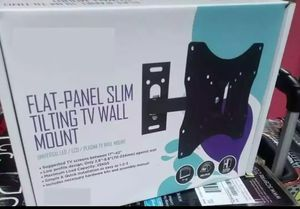 Full motion TV wall mount 20 to 50 inch .... Fits every single TV for Sale in Plano, TX