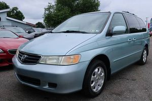 2002 HONDA ODYSSEY EX-L for Sale in Levittown, PA