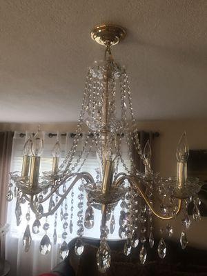 Beautiful Crystal Chandelier for Sale in Portland, OR
