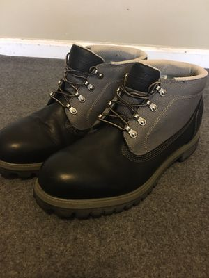Timberland waterproof boots(size 15) for Sale in Raleigh, NC