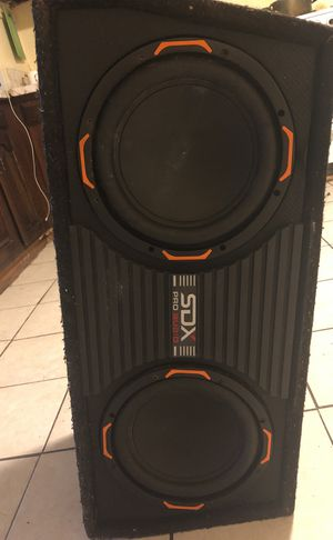 SDX pro audio for Sale in Baltimore, MD