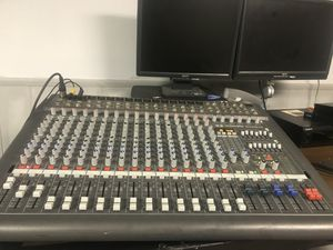 Dynacord powermate 1600 mk2 2x700 watts active mixer for Sale in Sterling Heights, MI