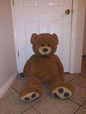 Oso de peluche teddy bear for Sale in Salt Lake City, UT