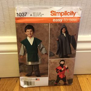 Simplicity Boys Costumes for Sale in Peabody, MA