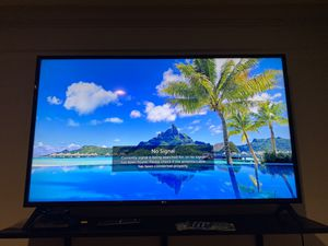 60 inch LG UHD 4K TV for Sale in Englewood, CO