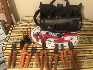 Insulated tools and bag for Sale in Deerfield Beach, FL