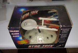 Star Trek talking alarm clock for Sale in Brandon, FL