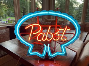 Pabst Blue Ribbon Neon Sign for Sale in Chanhassen, MN