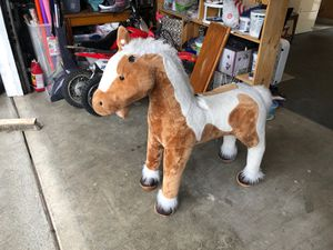 Free play horse well used but very sturdy for Sale in Lynnwood, WA