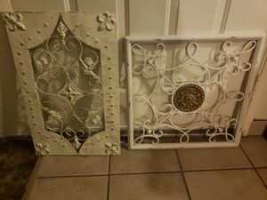 Metal wall frames for Sale in Manteca, CA