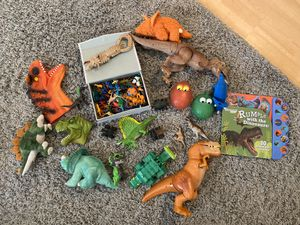 Dinosaur toys for Sale in Westminster, CA