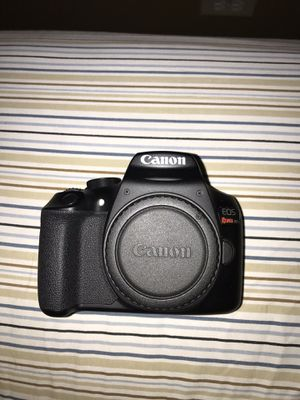 Canon EOS Rebel T6 (50 mm and 18-55mm lenses) for Sale in IND HEAD PARK, IL