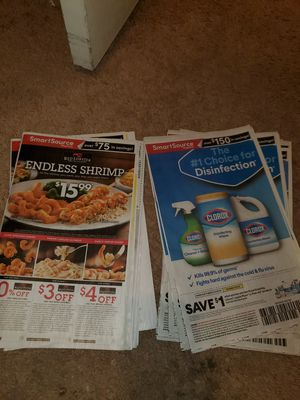 Coupon inserts for Sale in Gilbert, AZ