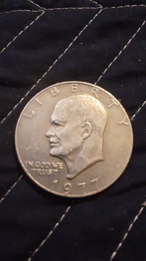 Dewight Eisenhower silver dollar for Sale in Houston, TX