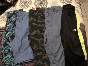 Boys/men shorts and shirts for Sale in Tampa, FL