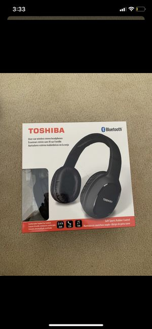 Brand new wireless Bluetooth headphones for Sale in San Diego, CA