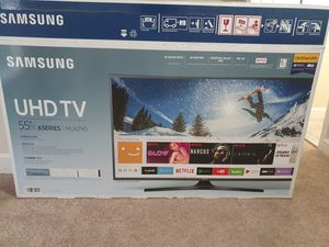 """Samsung Smart TV 55"""" for Sale in Denver, CO"""