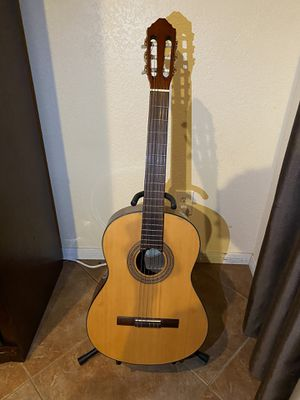 Samick acoustic guitar for Sale in Rancho Cucamonga, CA