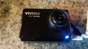 "Vivitar ""gopro"" with waterproof case & handle for Sale in Granite Falls, WA"