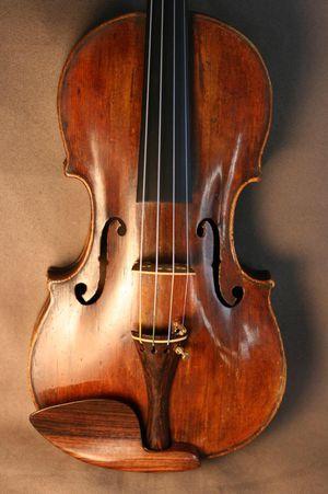 Fine Antique Certified Violin Chappuy School 1780 for Sale in Salt Lake City, UT