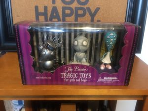 Two nightmare before Christmas three packs 20.00 each for Sale in Lancaster, CA