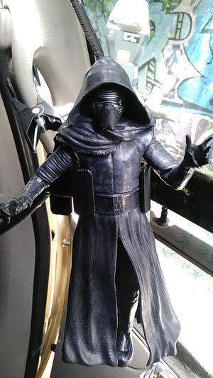 Kylo Ren black series for Sale in San Francisco, CA