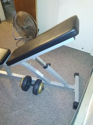 Workout bench for Sale in Holland, MI