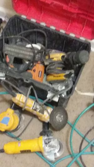 DeWalt drills wall Sanders and saws for Sale in Temple Hills, MD