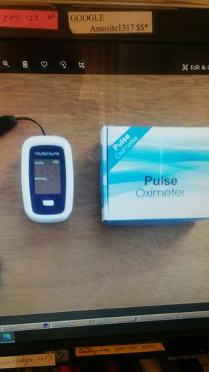 Pulse oximeter for Sale in Bainbridge, PA