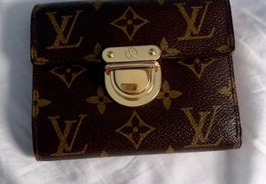 *AUTHENTIC* LOUIS VUITTON MUST SELL THIS WEEKEND Monogram Koala WALLET for Sale in Newport Beach, CA