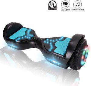 GlareWheel 2020 Hoverboard R8 With Built-In Bluetooth Speaker for Sale in Murrieta, CA