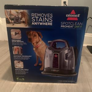 Bissell Spot Clean Pro Pet!! BRAND NEW!!!! for Sale in Philadelphia, PA