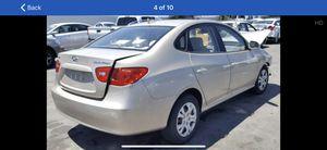 2009 Hyundai Elantra for parts Turbo Team Auto Wrecking for Sale in Chula Vista, CA
