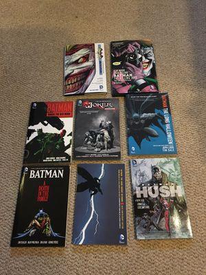Batman Comic books for Sale in Bonney Lake, WA
