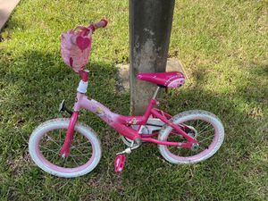 16 inch bicycle - girl bike for Sale in FL, US