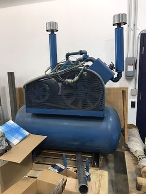 Industrial air compressor for Sale in Palatine, IL