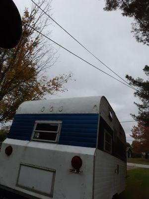 1960 vintage camper for Sale in Brunswick, OH