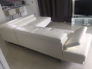 Luxury White Couch for Sale in Miami, FL