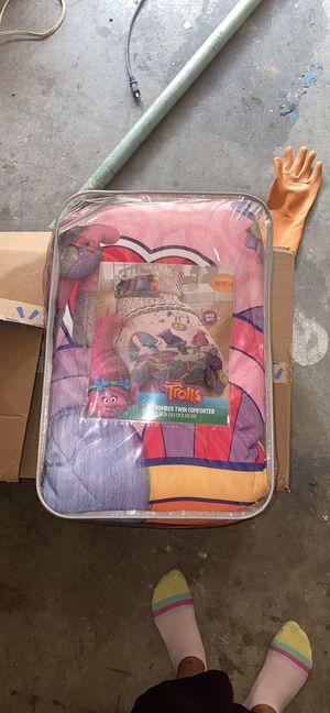 Trolls Comforter for Sale in Orange, CA